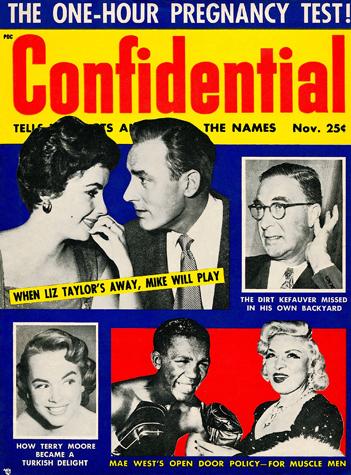 #3 Hollywood  Confidential : histoires de suicides & de meurtres