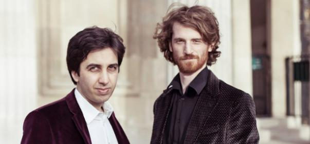 Variations Goldberg (Les) par le Duo Mélisande
