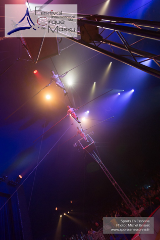 Festival International du Cirque de Massy 2016