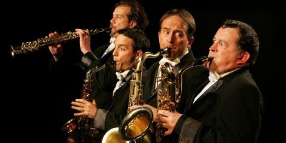Saxophonissimo