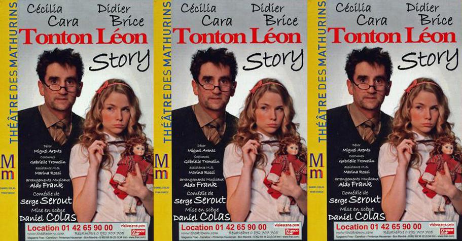 Tonton Léon story