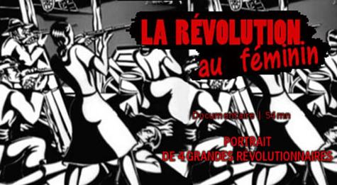 La révolution au féminin