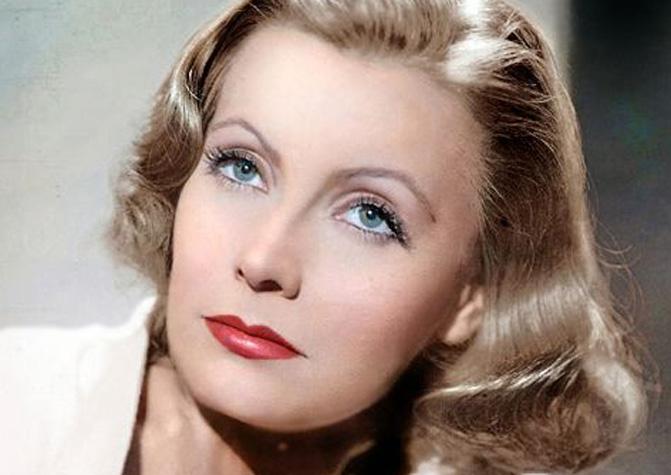 #3 Les Maîtres du regard « Greta Garbo »