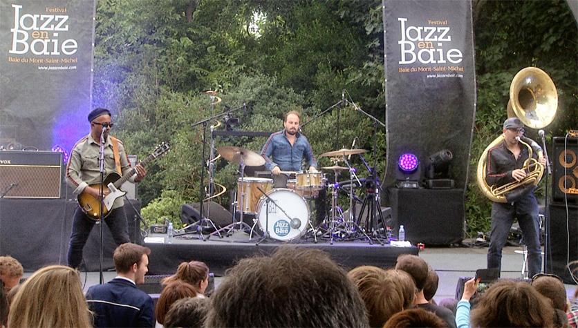 Delgres Jazz en baie 2018