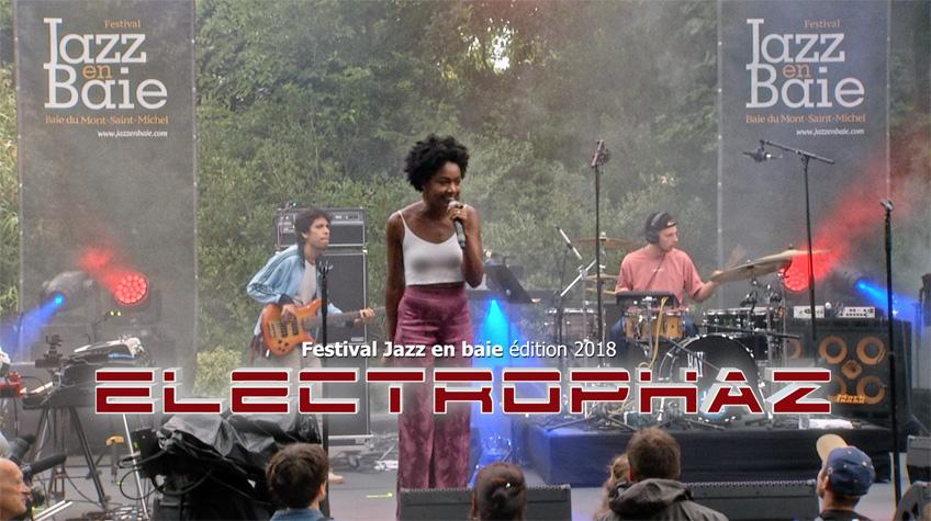 Electrophaz Jazz en baie 2018