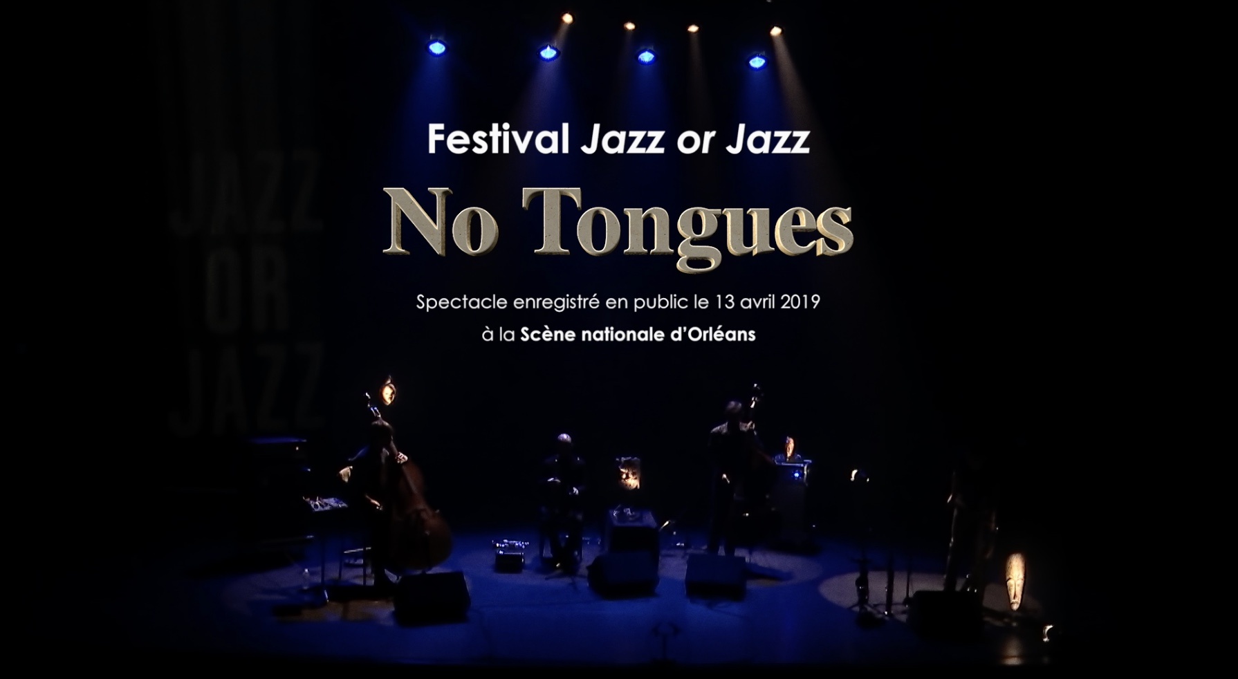 Festival Jazz or Jazz   No Tongues