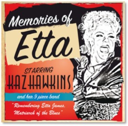 Kaz Hawkins Memories of Etta